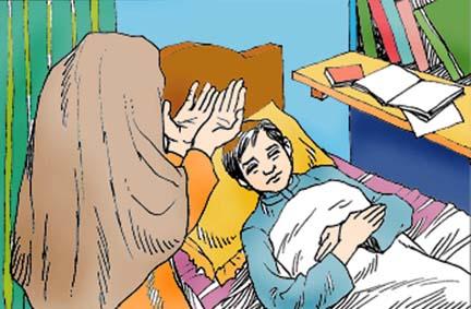 Minta Do'a Pada Orang Sakit karena Do'anya seperti Do'a Malaikat