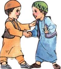 السلام عليكم  أخي ! كيف حالك؟ ان شاء الله بخير -- هنا في قسم الأطفال في موقع السنة،  نلتقي معكم لنتعلم عن أمور عديدة منها: تعلم معنا اللغة العربية، تعلم عن  التاريخ الإسلامي، استمع للمدائح والأناشيد الإسلامية الجميلة، استمع  لتلاوة من القرءان الكريم، تعلم كيف نتوضأ ونصلي، تعلم عن عقيدة المسلمين،  واقرأ قصص عجيبة حقيقية فيها العبر..